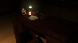 50's/60's Detective Desk